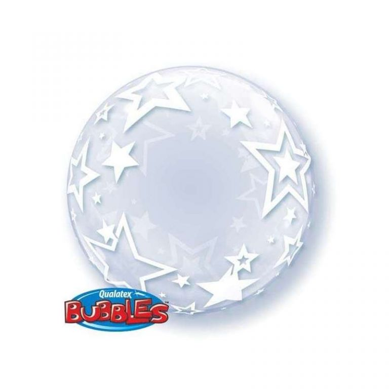 BUBBLE 24 DECO STELLE