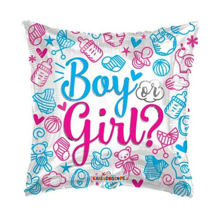 BOY OR GIRL