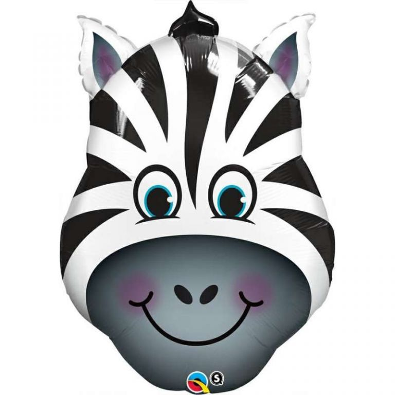 14' MINI SHAPE ZEBRA