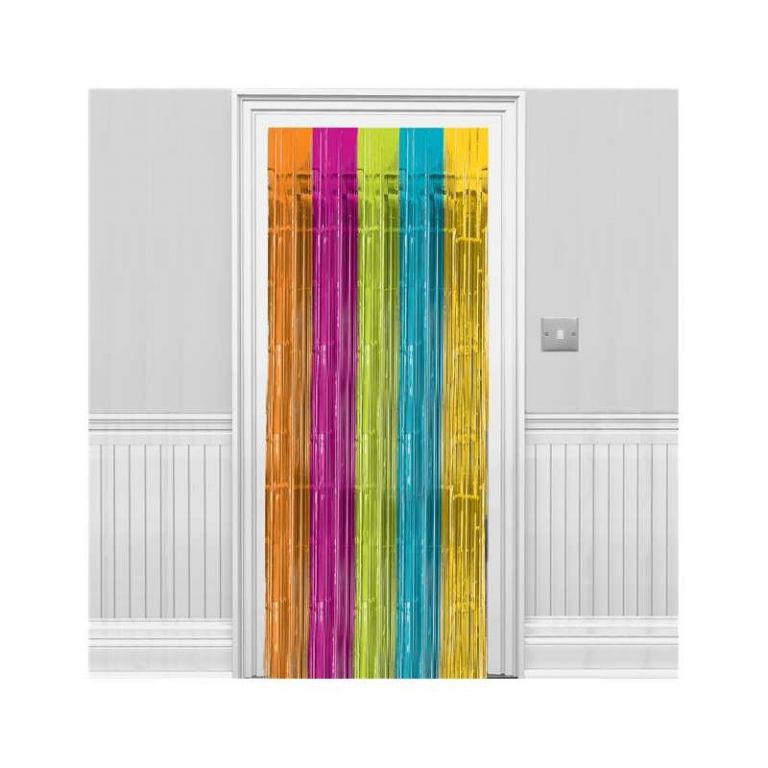 FRANGE DECORATIVE MULTICOLOR