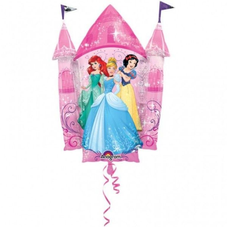 MYLAR SUPERSHAPE 26'x35' PRINCIPESSE