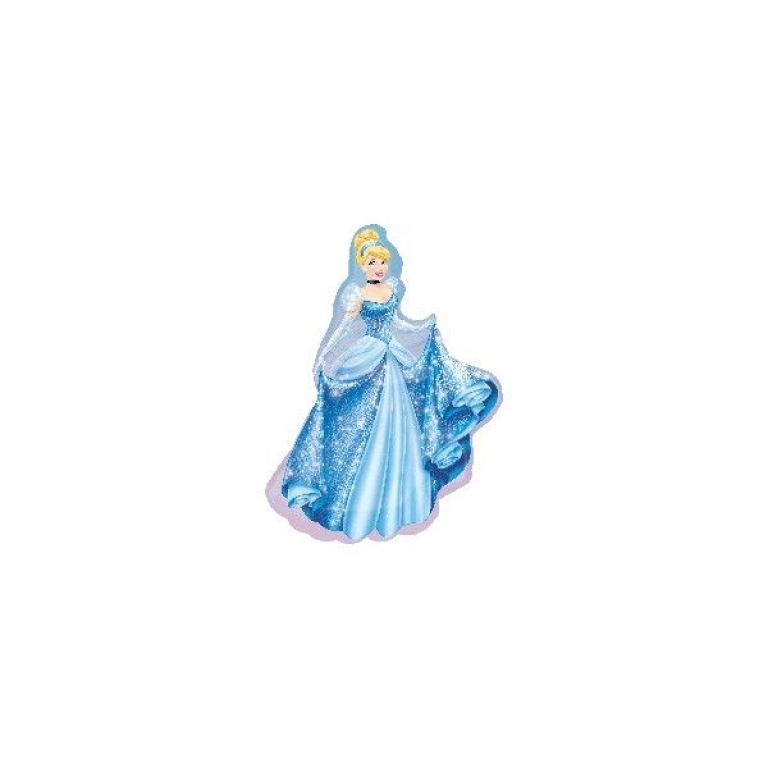 MYLAR SUPERSHAPE 28'x33' CENERENTOLA