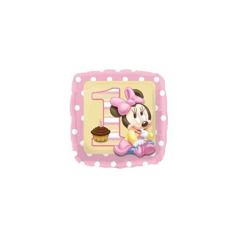 MYLAR18 1COMP  MINNIE