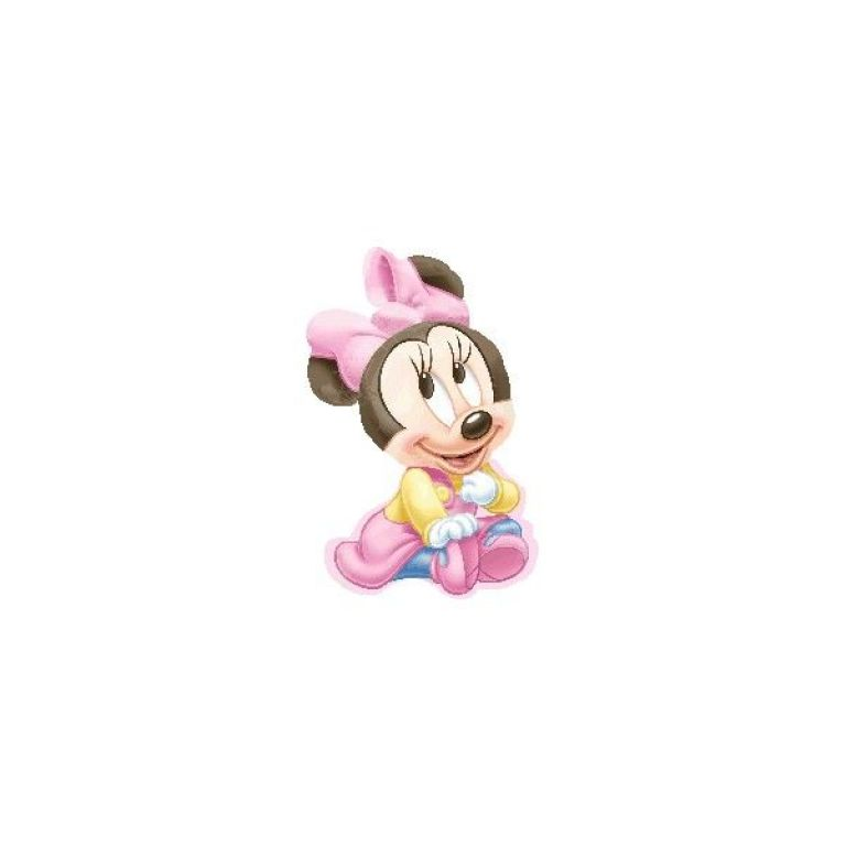 MYLAR SUPERSHAPE 20'x33' MINNIE BABY