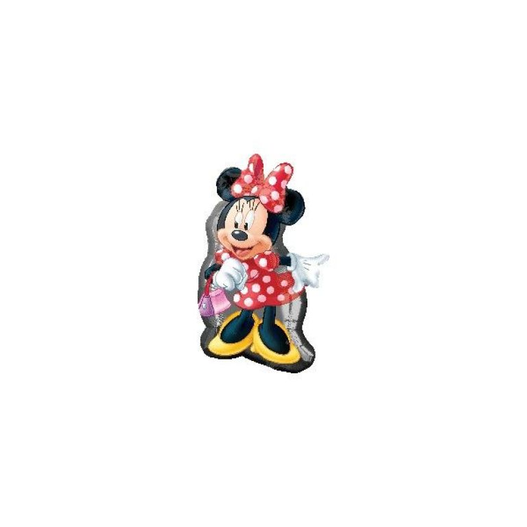 MYLAR SUPERSHAPE 19'x32' MINNIE
