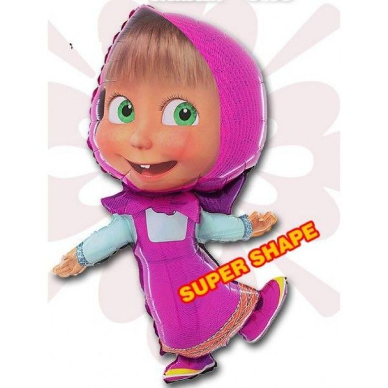 MYLAR SUPERSHAPE 38' MASHA