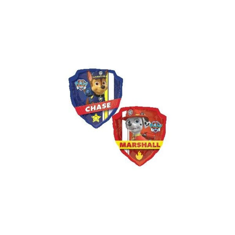 MYLAR SUPERSHAPE 27'PAWPATROL