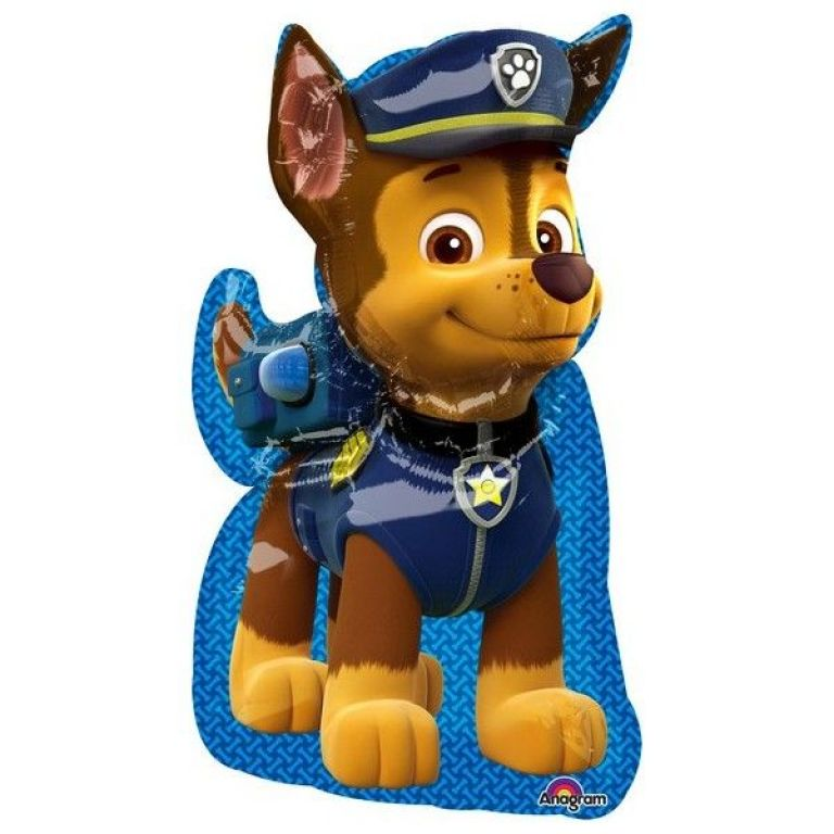 MYLAR SUPERSHAPE 78x58PAWPATROL