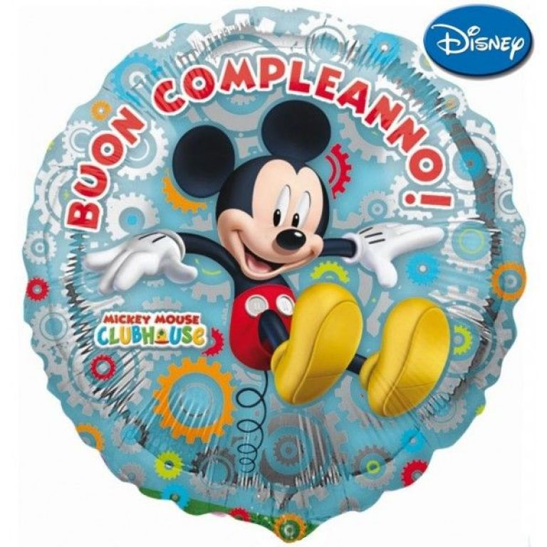 HAPPY BIRTHDAY TOPOLINO
