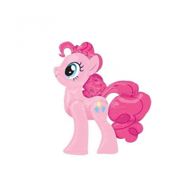 PALLONCINO AIR WALKER MYLAR MY LITTLE PONY